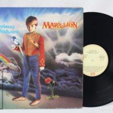 Discos de vinilo: DISCO LP DE VINILO - MARILLION. MISPLACED CHILDHOOD - EMI RECORDS, 1985. Lote 76104447