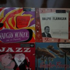 Discos de vinilo: LOTE VINÍLOS 45 RPM. Lote 76115354