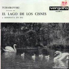 Dischi in vinile: TCHAIKOVSKI - EL LAGO DE LOS CISNES - EP. Lote 76119391