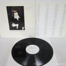 Discos de vinilo: CABARET POP - REALIDAD VIRTUAL DE ROCK N ROLL - LP - GASA 1992 LOS DARTON CON LETRAS. Lote 76120419