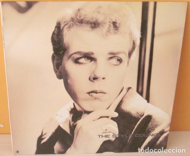 THE STYLE COUNCIL - WALLS COME TUMBLING DOWN POLYDOR - 1985 (Música - Discos de Vinilo - Maxi Singles - Pop - Rock - New Wave Extranjero de los 80)