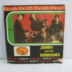 Discos de vinilo: JOHNNY AND THE HURRICANES. DISCO DE VINILO. VER FOTOGRAFIAS ADJUNTAS. Lote 76186683