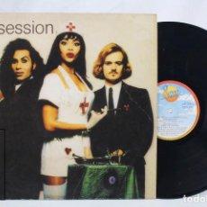 Discos de vinilo: DISCO MAXI SINGLE DE VINILO - ARMY OF LOVERS. OBSESSION - TON SON TON, 1991. Lote 76212907