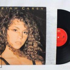 Discos de vinilo: DISCO LP DE VINILO - MARIAH CAREY. MARIAH CAREY - CBS RECORDS, 1990. Lote 76216483