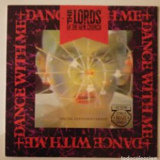 Discos de vinilo: THE LORDS OF THE NEW CHURCH..DANCE WITH ME.(ILLEGAL RECORDS-EPIC 1983) SPAIN.. Lote 76216495