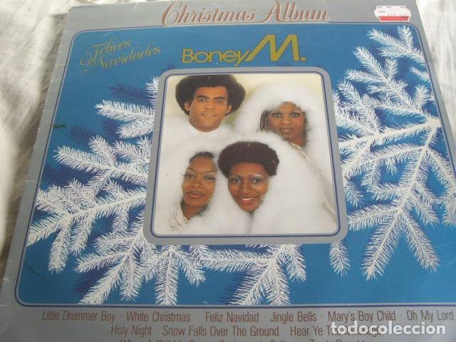 Boney M Christmas Album.Boney M Christmas Album