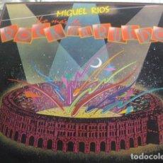 Discos de vinilo: MIGUEL RIOS-ROCK EN EL RUEDO. Lote 76225039