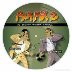 Discos de vinilo: MAX MIX 2 EXPANDED & REMASTERED - LP PICTURE DISC LIMITED EDITION. Lote 211267737