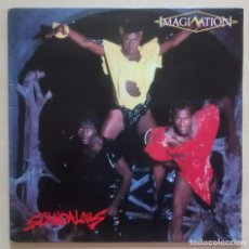 Discos de vinilo: IMAGINATION – SCANDALOUS / ED. ESPAÑOLA 1983 - CARPETA DOBLE. Lote 76290915