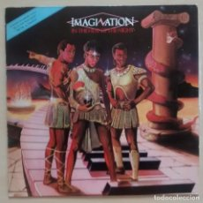 Discos de vinilo: IMAGINATION ‎– IN THE HEAT OF THE NIGHT / ED. ESPAÑOLA 1983. Lote 76291439