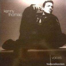 Discos de vinilo: KENNY THOMAS-VOICES, CHRYSALIS-066 3218901, CHRYSALIS-066 32 1890 1. Lote 76395655