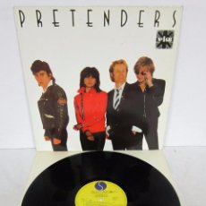 Discos de vinilo: THE PRETENDERS - PRETENDERS - 1º LP - SIRE 1983 SPAIN. Lote 133310098