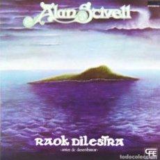 Discos de vinilo: ALAN STIVELL - RAOK DILESTRA (LP, VINILO, CFE 1983). Lote 76474591