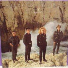 Discos de vinilo: HÉROES DEL SILENCIO - EL MAR NO CESA - LP. EDICIÓN DE 1988.. Lote 76525803