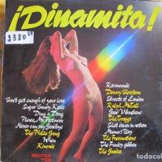 Discos de vinilo: LP - DINAMITA - VARIOS (SPAIN, DISCOS BELTER 1975). Lote 76530475