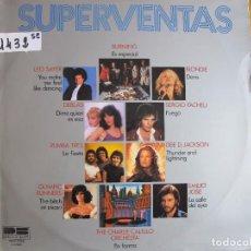 Discos de vinilo: LP - SUPERVENTAS - VARIOS (SPAIN, DISCOS BELTER 1980). Lote 76531643