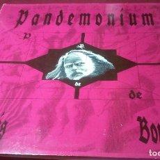 Discos de vinilo: PANDEMONIUM, BORIS BORIS PLANET CORE PRODUCTIONS PCP 007 12. Lote 76547043