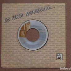 Discos de vinilo: LOS CHUNGUITOS - DEJATE QUERER + YO VOY CON MI GITANA. Lote 76554927