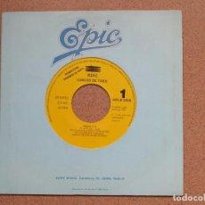 Discos de vinilo: CHICOS DE TASS - FIESTA - DISCO PROMOCIONAL DE UNA SOLA CARA. Lote 76555655