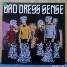 Discos de vinilo: BAD DRESS SENSE - GOODBYE... IT WAS FUN 1987 PUNK. Lote 76561897