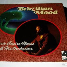 Discos de vinilo: BRAZILIAN MOOD, MARIO CASTRO- NEVES & HIS ORCHESTRA 1975, LP. Lote 76570759
