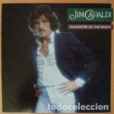 Discos de vinilo: JIM CAPALDI - DAUGHTER OF THE NIGHT LP. Lote 76579611