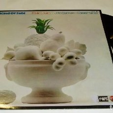 Discos de vinilo: EDDIE LOUISS, OUR KIND OF SABI LP 1971. Lote 76580643
