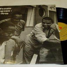 Discos de vinilo: TATUM HAMPTON RICH (THE TATUM - HAMPTON - RICH TRIO ) (VOL 1 Y 2) 2 LP ESPAÑA 1977 PABLO RECORDS. Lote 76585679