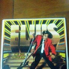 Discos de vinilo: ELVIS PRESLEY ?– THE SUN COLLECTION-I LOVE YOU BECAUSE-BLUE MOON. Lote 76595859