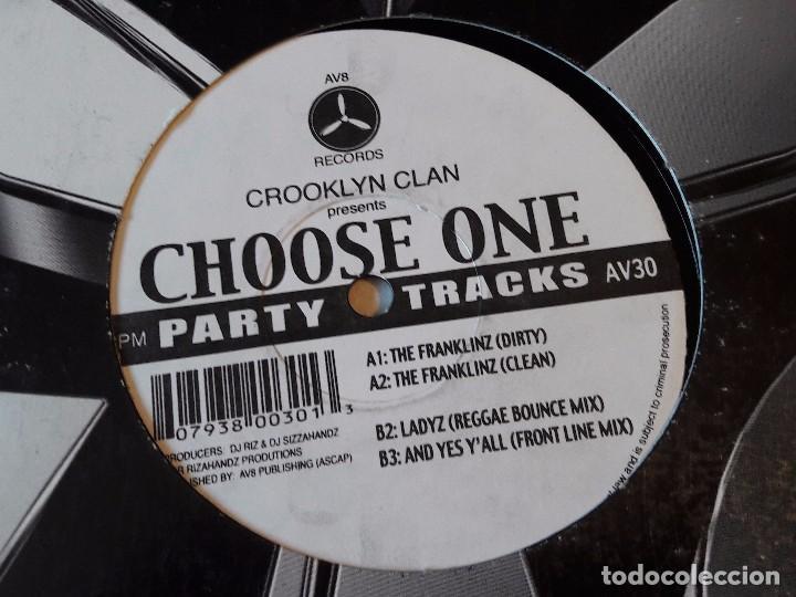 Crooklyn Clan - Choose One - 1997