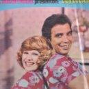 Discos de vinilo: MIRLA & MIGUELÁNGEL - LP VENEZUELA CON ACTUACIÓN ESPECIAL RUDY MARQUEZ - ÉL Y ELLA MUSICAL. Lote 76604695