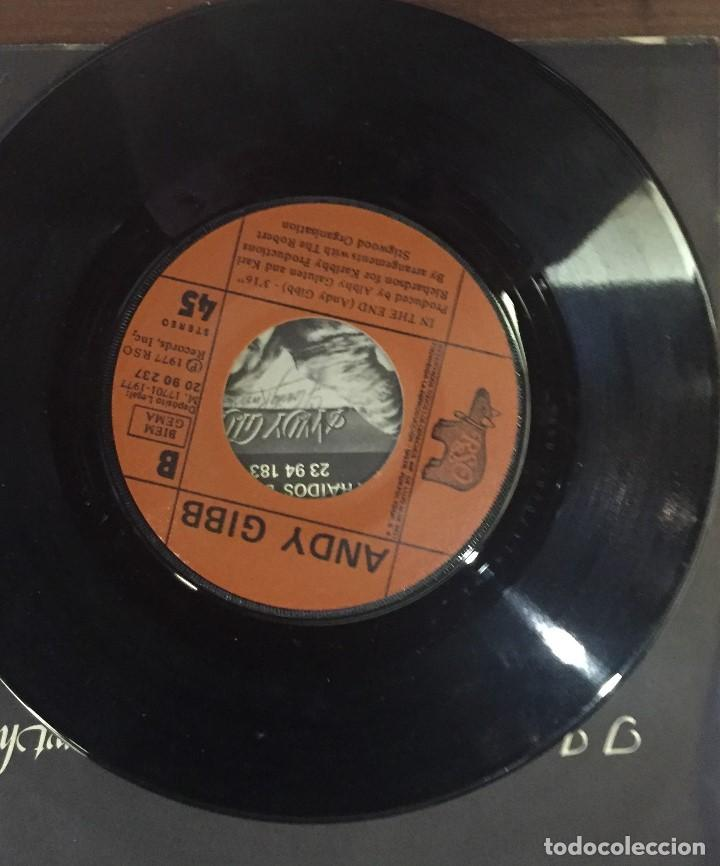 Discos de vinilo: Andy Gibb - I just want to be your everything - Foto 3 - 76614031