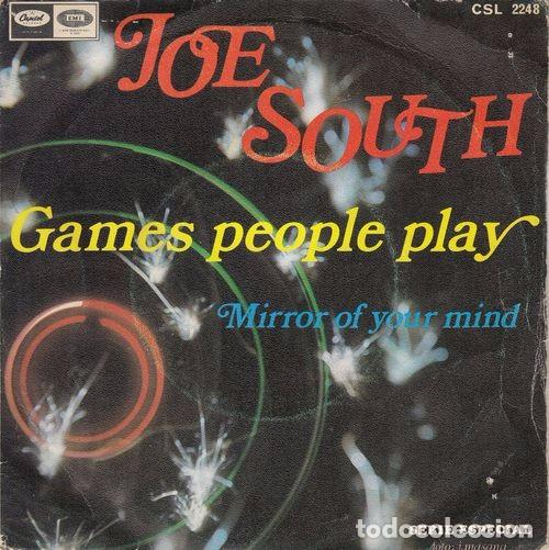 Image result for joe south games people play images