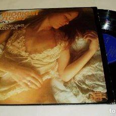 Discos de vinilo: MIDNIGHT SLOWS V.1 WILD BILL DAVIS BUDDY TATE. 1978. Lote 76621547