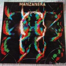 Discos de vinilo: PHIL MANZANERA - MANZANERA (LP) EDIC. ESPAÑOLA - EX/EX++. Lote 76626147