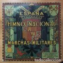 Discos de vinilo: HIMNO NACIONAL Y MARCHAS MILITARES - 1958. Lote 76630363