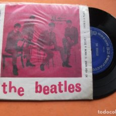 Discos de vinilo: THE BEATLES TWIST AND SHOUT + 3 EP BRASIL 1964. PDELUXE.. Lote 76632395