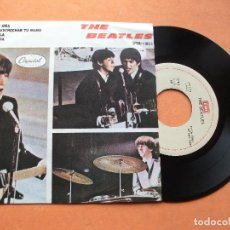 Discos de vinilo: THE BEATLES SHE LOVES YOU / I'LL GET YOU EP MEXICO 1971 PDELUXE . Lote 76633983
