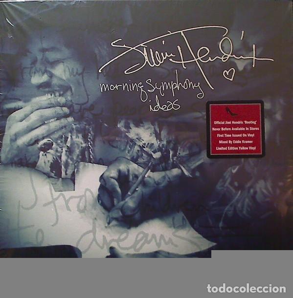 JIMI HENDRIX MORNING SYMPHONY IDEAS EP 10 PULGADAS. EDICION LIMITADA VINILO AMARILLO (Música - Discos de Vinilo - EPs - Pop - Rock Extranjero de los 70)
