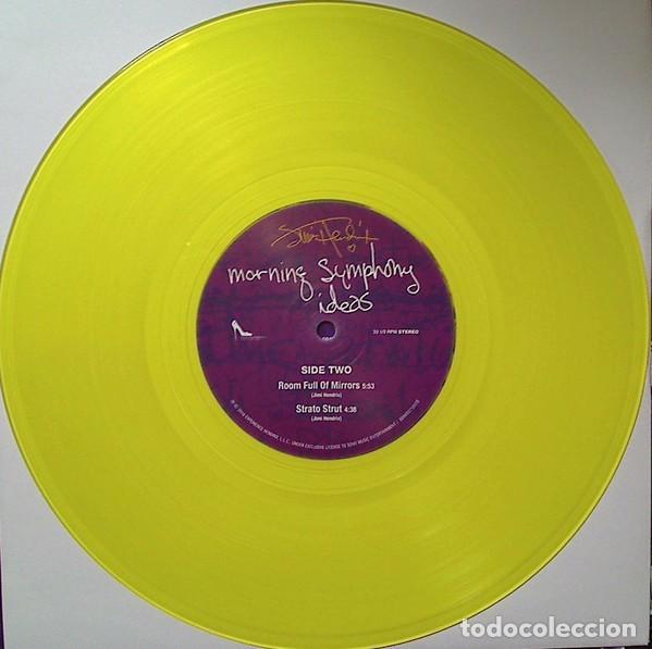 Discos de vinilo: JIMI HENDRIX MORNING SYMPHONY IDEAS EP 10 PULGADAS. EDICION LIMITADA VINILO AMARILLO - Foto 7 - 76647479