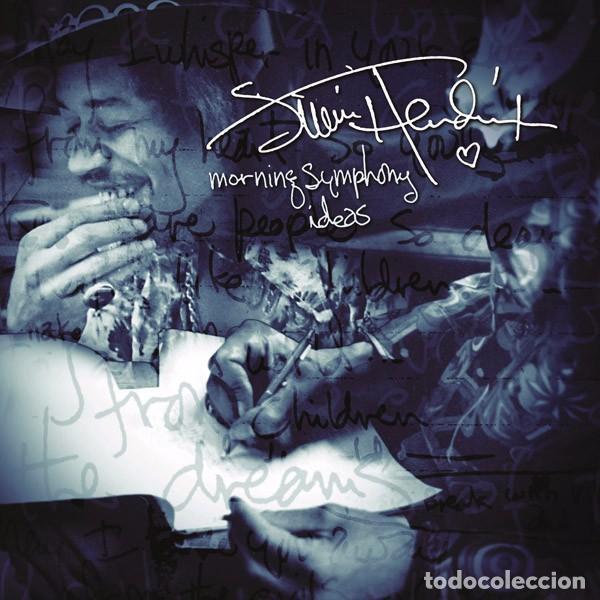Discos de vinilo: JIMI HENDRIX MORNING SYMPHONY IDEAS EP 10 PULGADAS. EDICION LIMITADA VINILO AMARILLO - Foto 8 - 76647479