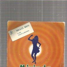 Discos de vinilo: MIGUEL RIOS. Lote 76665819