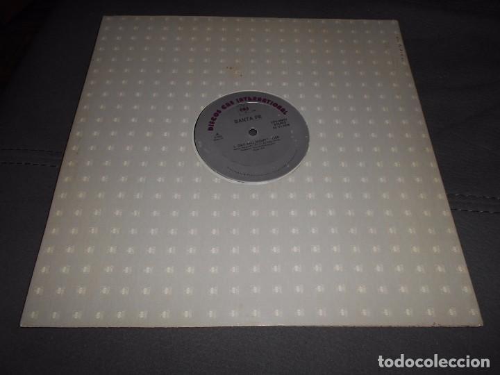 Discos de vinilo: SANTA FE --- DAY AND NIGHT // BUENO - Foto 2 - 76670439