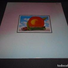 Discos de vinilo: THE ALLMAN BROTHERS BAND --- EAT A PEACH // DOBLE 2LP // GATEFOLD // COMO NUEVO. Lote 76670727