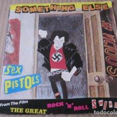 Discos de vinilo: SEX PISTOLS - SOMETHING ELSE - SN - EDICION INGLESA DEL AÑO 1979.. Lote 76673943