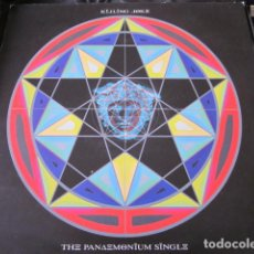 Discos de vinilo: KILLING JOKE - THE PANDEMONIUM SINGLE - MAXI - EDICION INGLESA DEL AÑO 1994.. Lote 76678643