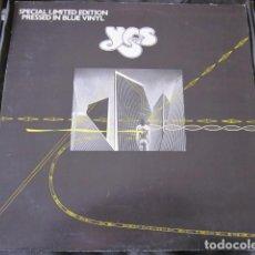 Discos de vinilo: YES - WONDEROUS STORIES - MAXI - SPECIAL LIMITED EDITION IN BLUE VINYL - EDICION UK DEL AÑO 1977.. Lote 76678839