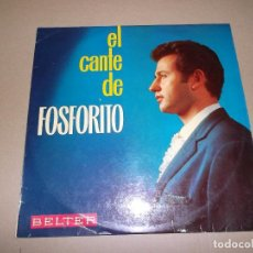 Discos de vinilo: FOSFORITO (LP) FOSFORITO AÑO 1966. Lote 76683991