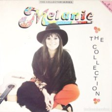 Discos de vinilo: MELANIE - THE COLLECTION (2XLP, VINILO, UK). Lote 76684267