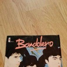 Discos de vinilo: VINILO SINGLE BANDOLERO. Lote 76684658
